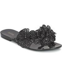 ad5848f09443f Melissa - Harmonic Garden Flower Flip Flops   Sandals (shoes) - Lyst
