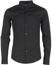 Armani Jeans - Quenot Long Sleeved Shirt - Lyst