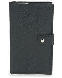 Casual Attitude Purse Wallet - Black