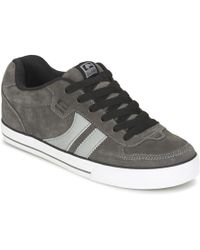 Globe Encore-2 Shoes (trainers) - Grey