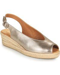Unisa Casbas Sandals - Metallic