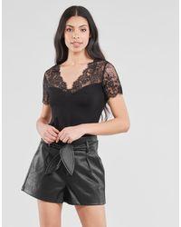 Morgan Dvola T Shirt - Black