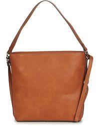 Esprit Noos_v_hoboshb Shoulder Bag - Brown