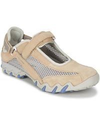 Allrounder By Mephisto - Niro Nature Shoes (trainers) - Lyst