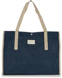 Banana Moon Zenon Wodonga Shopper Bag - Blue
