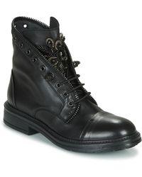 FRU.IT Adiete Mid Boots - Black