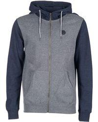 Volcom - Singlestone Coloblock Zip Sweatshirt - Lyst