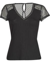 Morgan Duchy T Shirt - Black