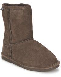 Axelda - Women's Mid Boots In Brown