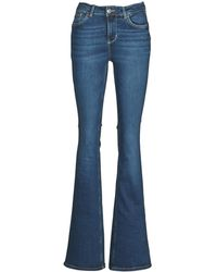 Liu Jo Beat Bootcut Jeans - Blue