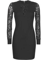 Moony Mood Lice Dress - Black