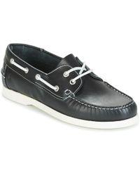 Casual Attitude - Revoro Boat Shoes - Lyst