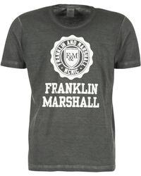 Franklin & Marshall - Olimapa T Shirt - Lyst