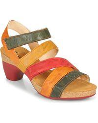 Think! Traudi Sandals - Multicolour