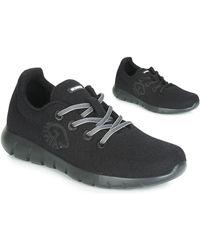 Giesswein Merino Runners Shoes (trainers) - Black