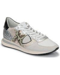Philippe Model Tropez X Shoes (trainers) - Multicolour