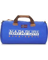 Napapijri Bering Travel Bag - Blue