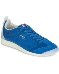 Kickers Kick 18 Shoes (trainers) - Blue