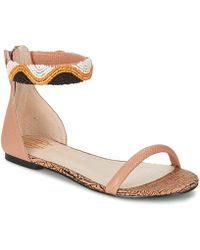 House of Harlow 1960 - Venus Sandals - Lyst