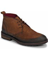 Fluchos Owen Mid Boots - Brown