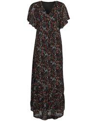 IKKS Bs30225-02 Long Dress - Multicolour
