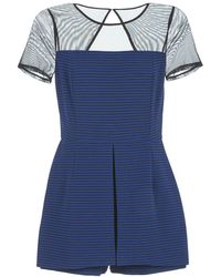 BCBGeneration Jiju Jumpsuit - Blue