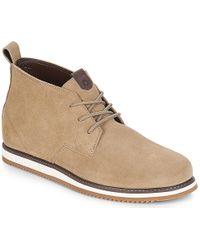 Volcom - Del Coasta Sued Shoe Mid Boots - Lyst