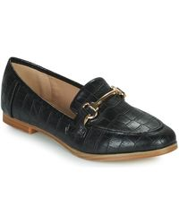 Moony Mood Priva Loafers / Casual Shoes - Black