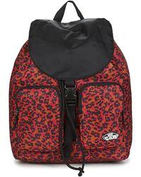 Vans Wm Geomancer Ii Back Backpack - Red