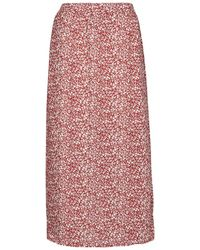 Betty London Oswani Skirt - Red