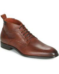 Carlington Lucien Casual Shoes - Brown