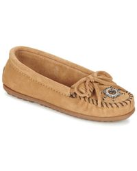 Minnetonka - Me To We Moc Loafers / Casual Shoes - Lyst