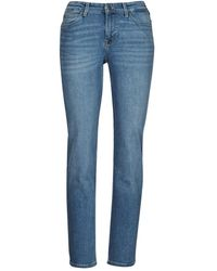 Lee Jeans Marion Straight Jeans - Blue
