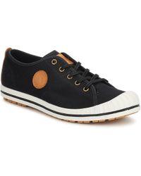 Aigle Kitangiri W Women's Shoes (trainers) In Black