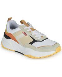 Levi's Levis West Shoes (trainers) - Natural