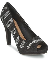 Moony Mood Reservi Heels - Black