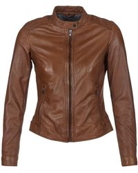 Oakwood - 62578 Leather Jacket - Lyst