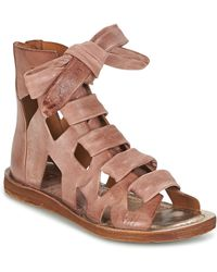 A.s.98 Ramos Sandals - Pink