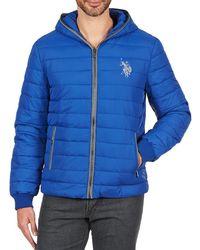U.S. POLO ASSN. Uspa 1890 Jacket - Blue