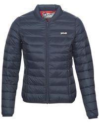 Schott Nyc Jktoaklandw Jacket - Blue