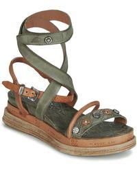 A.s.98 Lagos Sandals - Green