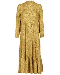 Moony Mood Nominem Long Dress - Yellow