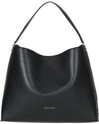 Emporio Armani Nellie Hobo Shoulder Bag - Black