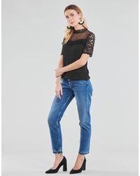 Morgan Dany T Shirt - Black