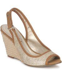 StylistClick Ivy Sandals - Metallic