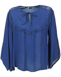 Volcom - Peaceasy Blouse - Lyst