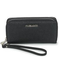 Nanucci X2709 Purse Wallet - Black