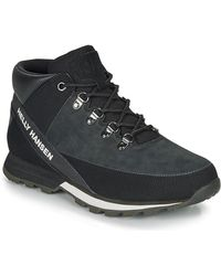 Helly Hansen Flux Four Ankle Boots - Black
