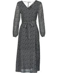 IKKS Bq30085-03 Long Dress - Black