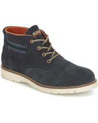Napapijri - Trygve Mid Boots - Lyst